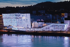 LED Beleuchtung Ars Electronica Center in Linz
