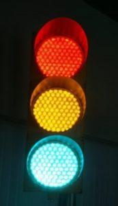 LED Ampel